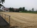Unser neuer Dressurplatz ist fertig gestellt!